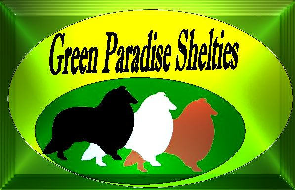 Green Paradise Shelties